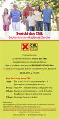 Septembarsko okupljanje članova Svetski dan CML